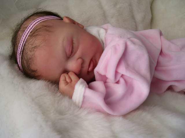 Beautiful Reborn Baby